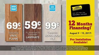 Lumber Liquidators TV Spot, 'Timeless Beauty' - Thumbnail 9