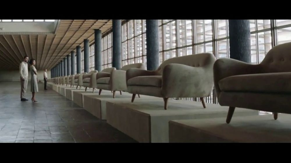the first bank tv commercial 39 monotony 39. Black Bedroom Furniture Sets. Home Design Ideas