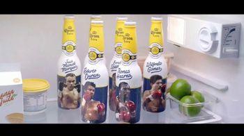 Corona Extra TV Spot, 'Leyendas del boxeo' [Spanish]