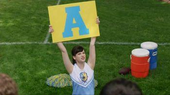 Snickers TV Spot, 'Cheerleader' - Thumbnail 2