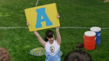 Snickers TV Spot, 'Cheerleader' - Thumbnail 3
