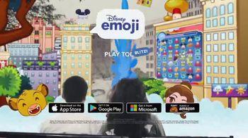 Disney Emoji Blitz! TV Spot, 'Emoji City' - Thumbnail 8