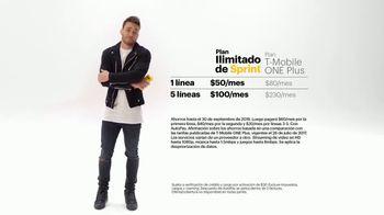 Sprint Unlimited TV Spot, 'Cámbiate ya: recibe hasta 10 Moto e4' [Spanish] - Thumbnail 5