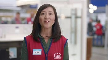 Lowe's TV Spot, 'The Moment: Vanity: Bath Faucets' - Thumbnail 4