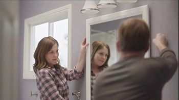 Lowe's TV Spot, 'The Moment: Vanity: Bath Faucets' - Thumbnail 6