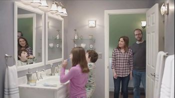 Lowe's TV Spot, 'The Moment: Vanity: Bath Faucets' - Thumbnail 7