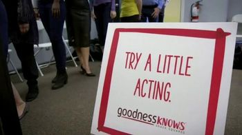 goodnessKNOWS TV Spot, 'Try Acting: Nicholas' - Thumbnail 1