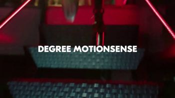 Degree MotionSense TV Spot, 'Ultimate Freshness With Every Move' - Thumbnail 7