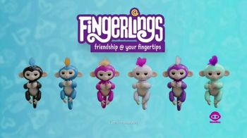Fingerlings TV Spot, 'Friendship @ Your Fingertips' - Thumbnail 10