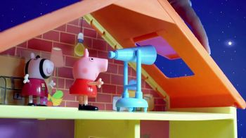 Peppa Pig Lights 'N' Sounds Family Home TV Spot, 'Explore'