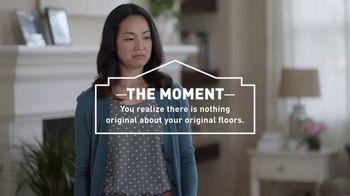 Lowe's TV Spot, 'The Moment: Original Floors' - Thumbnail 3