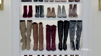JustFab.com TV Spot, 'Ahhh! No Shopping Judgment: Boots Are Here!' - Thumbnail 5