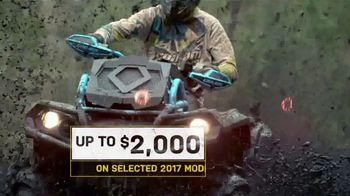 Can-Am Yellow Tag Event TV Spot, 'Outlander 450' - Thumbnail 3