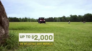 Can-Am Yellow Tag Event TV Spot, 'Outlander 450' - Thumbnail 4