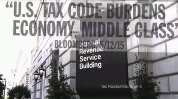 Business Roundtable TV Spot, 'Americans Want Tax Reform'