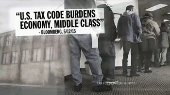 Business Roundtable TV Spot, 'Americans Want Tax Reform' - Thumbnail 2