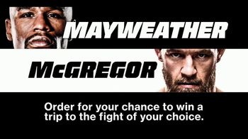 Fios by Verizon Pay-Per-View TV Spot, 'Mayweather vs. McGregor: Sweeps' - Thumbnail 5