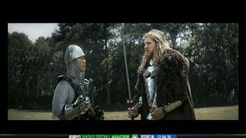 ESPN Fantasy Football TV Spot, 'Going Into Battle'
