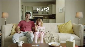 Hydralyte TV Spot, 'Flu #4' - 10 commercial airings