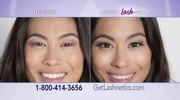 Lashnetics TV Spot, 'Beauty Innovation: MicroMagnetic' - Thumbnail 4