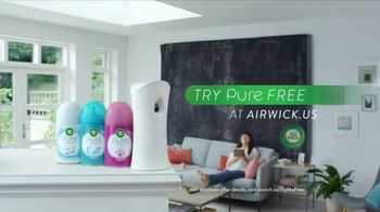 Air Wick Pure Freshmatic TV Spot, 'No Added Water' - Thumbnail 9