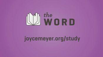 Joyce Meyer Ministries The Word TV Spot, 'Navigate Life' - Thumbnail 8