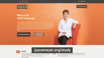 Joyce Meyer Ministries The Word TV Spot, 'Navigate Life' - Thumbnail 7