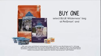 PetSmart TV Spot, 'Sam and BLUE Wilderness: Buy One Get Two Free' - Thumbnail 6
