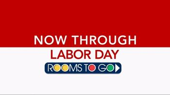 Rooms to Go TV Spot, 'Bring Your Bedroom to Life' - Thumbnail 1