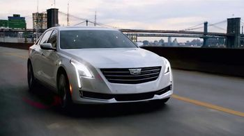 Cadillac Made to Move 2017 Clearance Event TV Spot, 'Have It All: 2017 CT6' [T2]