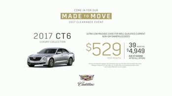 Cadillac Made to Move 2017 Clearance Event TV Spot, 'Have It All: 2017 CT6' [T2] - Thumbnail 7