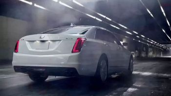 Cadillac Made to Move 2017 Clearance Event TV Spot, 'Have It All: 2017 CT6' [T2] - Thumbnail 3