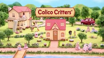Calico Critters Cozy Cottage Starter Home TV Spot, 'Come Join Us'
