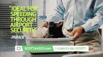 SCOTTeVEST TV Spot, 'Travel Plans' - Thumbnail 4