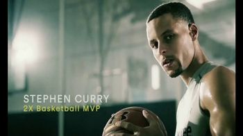 Degree Men Motionsense Sport Defense TV Spot, 'Redefine' Ft. Stephen Curry