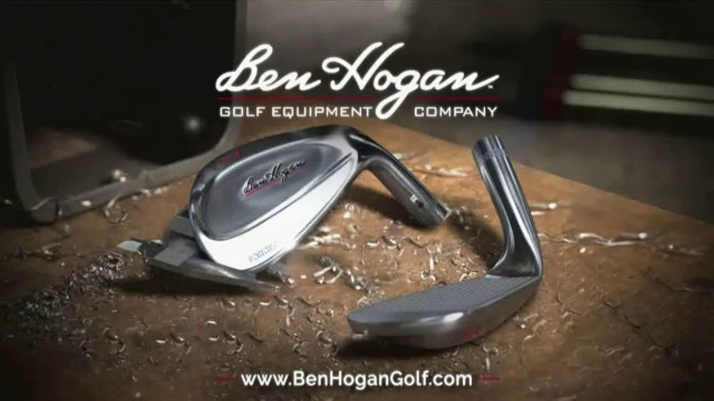 5ada32cbe26 Ben Hogan Golf Equipment Company TV Commercial, 'Legendary' - iSpot.tv
