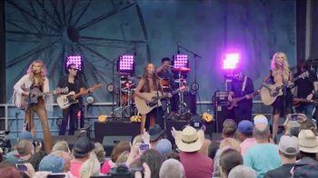 CMT Summer of Music Sweepstakes TV Spot, 'Artist: Runaway June' - Thumbnail 3