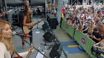 CMT Summer of Music Sweepstakes TV Spot, 'Artist: Runaway June' - Thumbnail 4