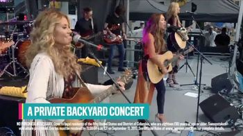 CMT Summer of Music Sweepstakes TV Spot, 'Artist: Runaway June' - 102 commercial airings