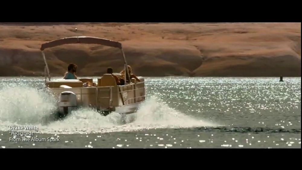 Geico Marine Insurance >> Geico Boat Tv Commercial Beach Camp Featuring Drake White Ispot Tv