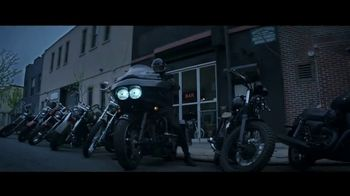 NHTSA TV Spot, 'Motorcyle in the Mirror'