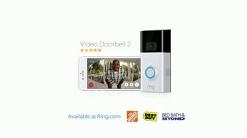Ring Video Doorbell 2 TV Spot, 'Awesome Sauce' Featuring Shaquille O'Neal - Thumbnail 9