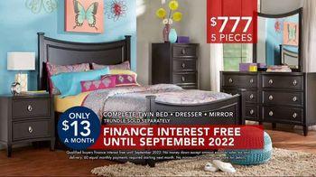 Rooms to Go Kids & Teens TV Spot, 'Kids' Bedrooms'