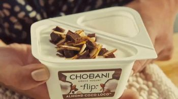 Chobani Flip Almond Coco Loco TV Spot, 'Better Together'