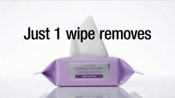 Neutrogena Makeup Remover Towelettes TV Spot, 'Too Tired?' Ft. Olivia Holt - Thumbnail 2