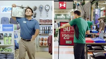 Dick's Sporting Goods TV Spot, 'Ropa deportiva' [Spanish] - Thumbnail 1