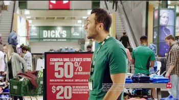 Dick's Sporting Goods TV Spot, 'Ropa deportiva' [Spanish] - Thumbnail 4