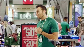 Dick's Sporting Goods TV Spot, 'Ropa deportiva' [Spanish] - Thumbnail 6