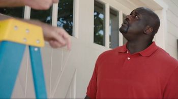 Ring Floodlight Cam TV Spot, 'Alarm' Featuring Shaquille O'Neal - Thumbnail 2