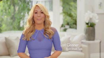 The Sleep Styler TV Spot, 'Wake Up to Bombshell Curls' Feat. Lori Greiner - Thumbnail 1